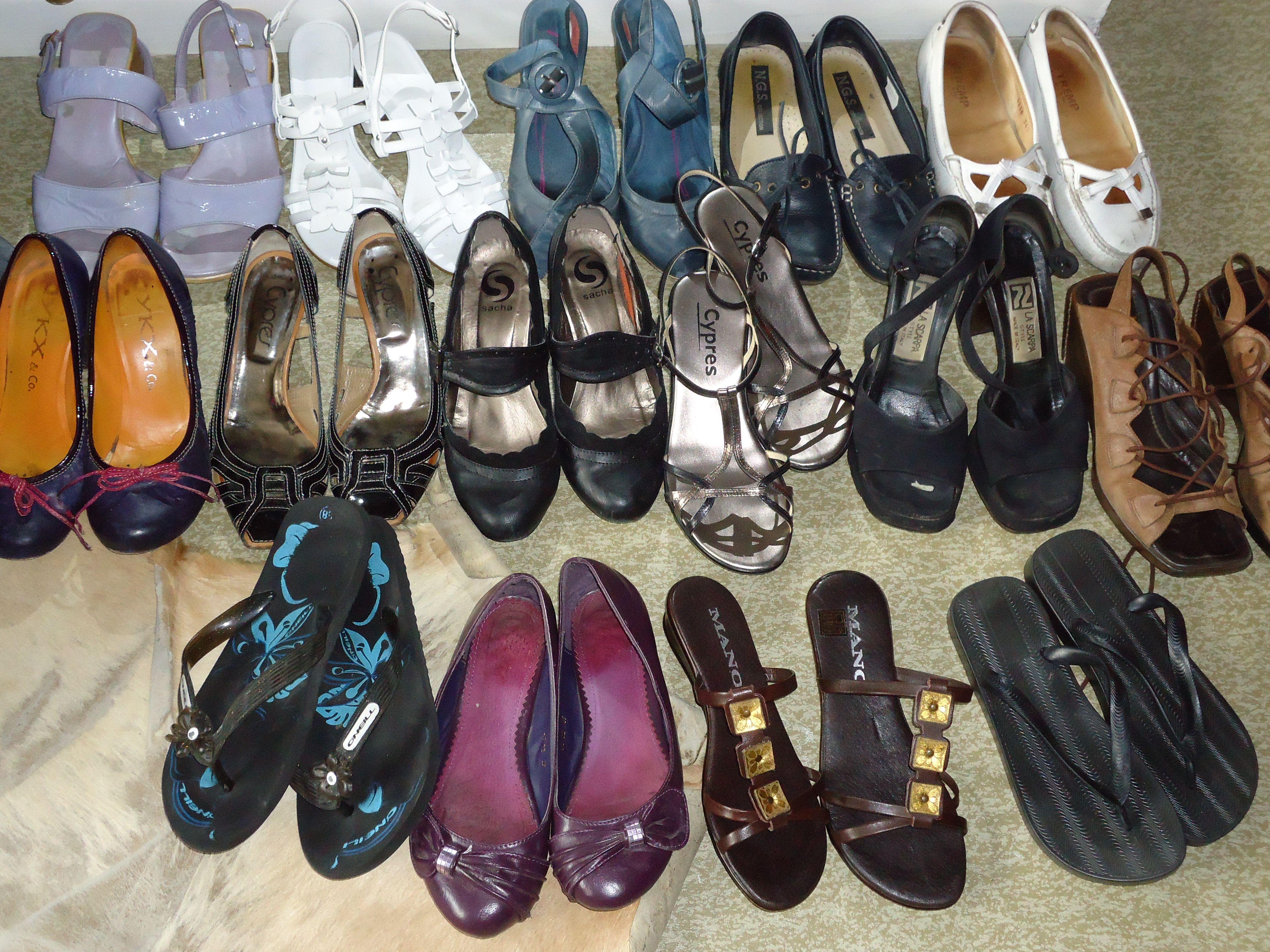 schoenen voor Rome