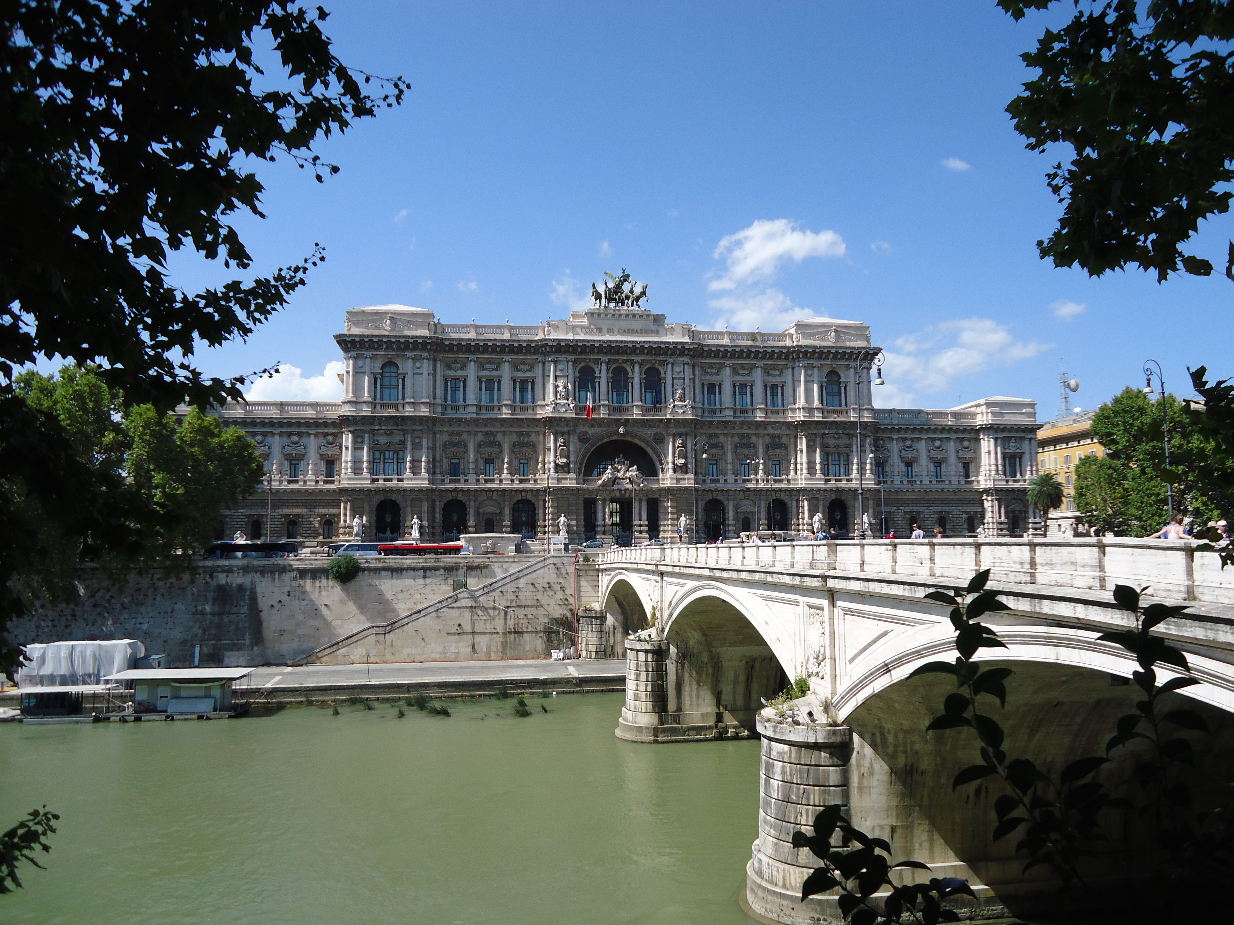 Palazzo di Giustizia - Justitiepaleis - Rome