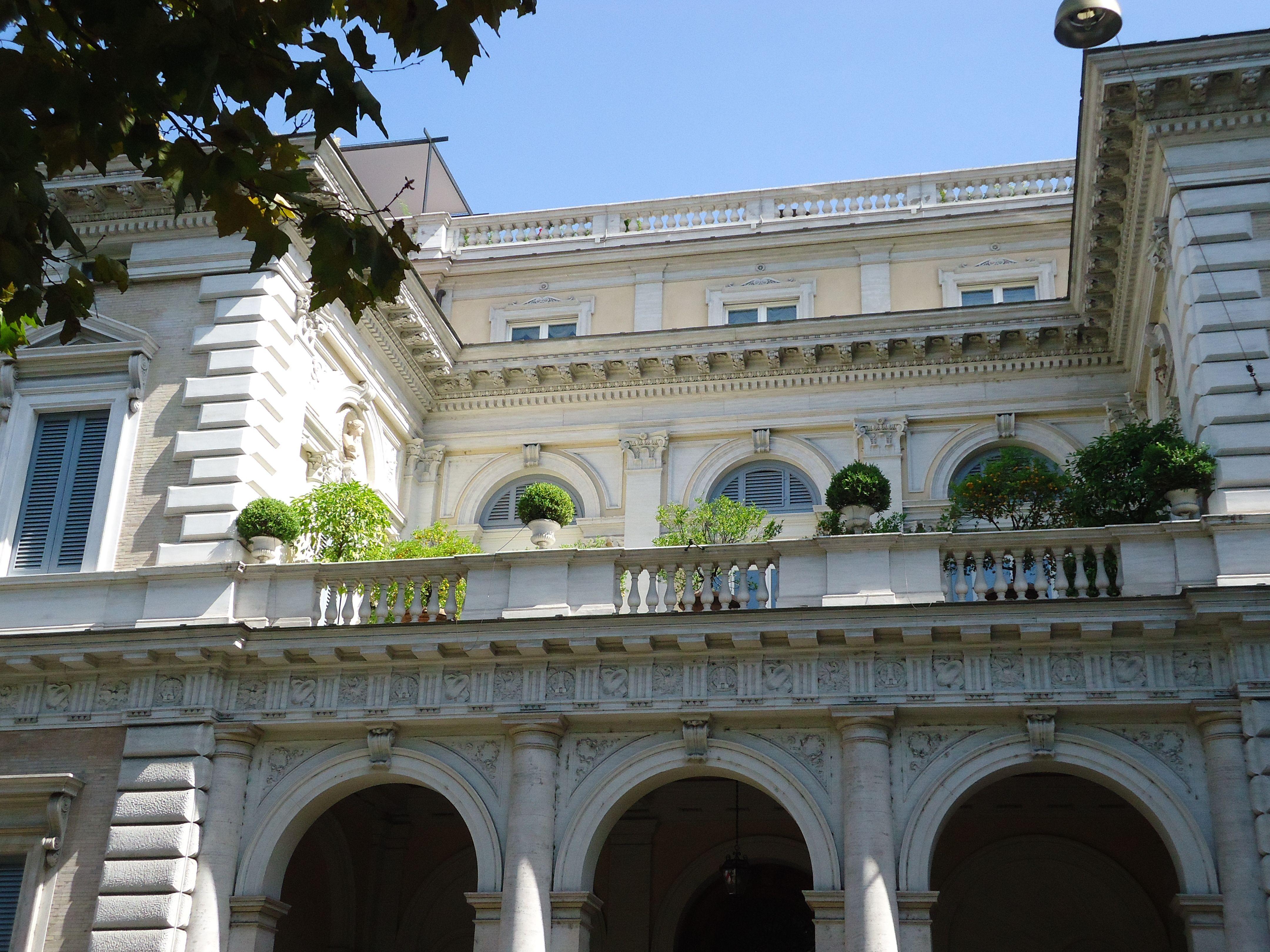 Italiaanse Villa langs de Tiber - Rome