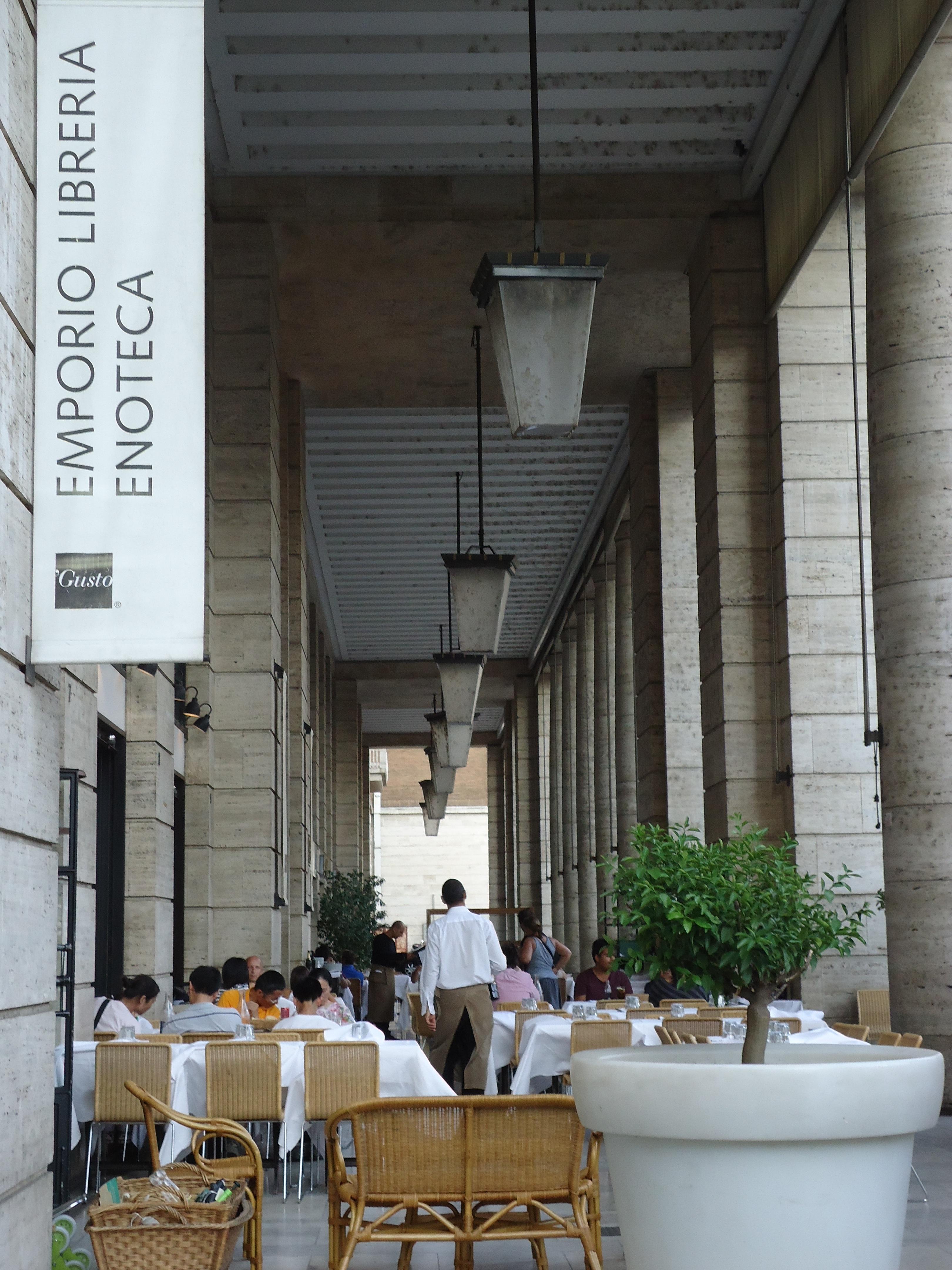 Gusto - restaurant - Rome