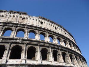 Het Colosseum, Rome