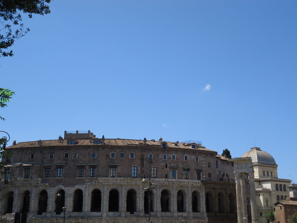 Theater Marcellus - Rome