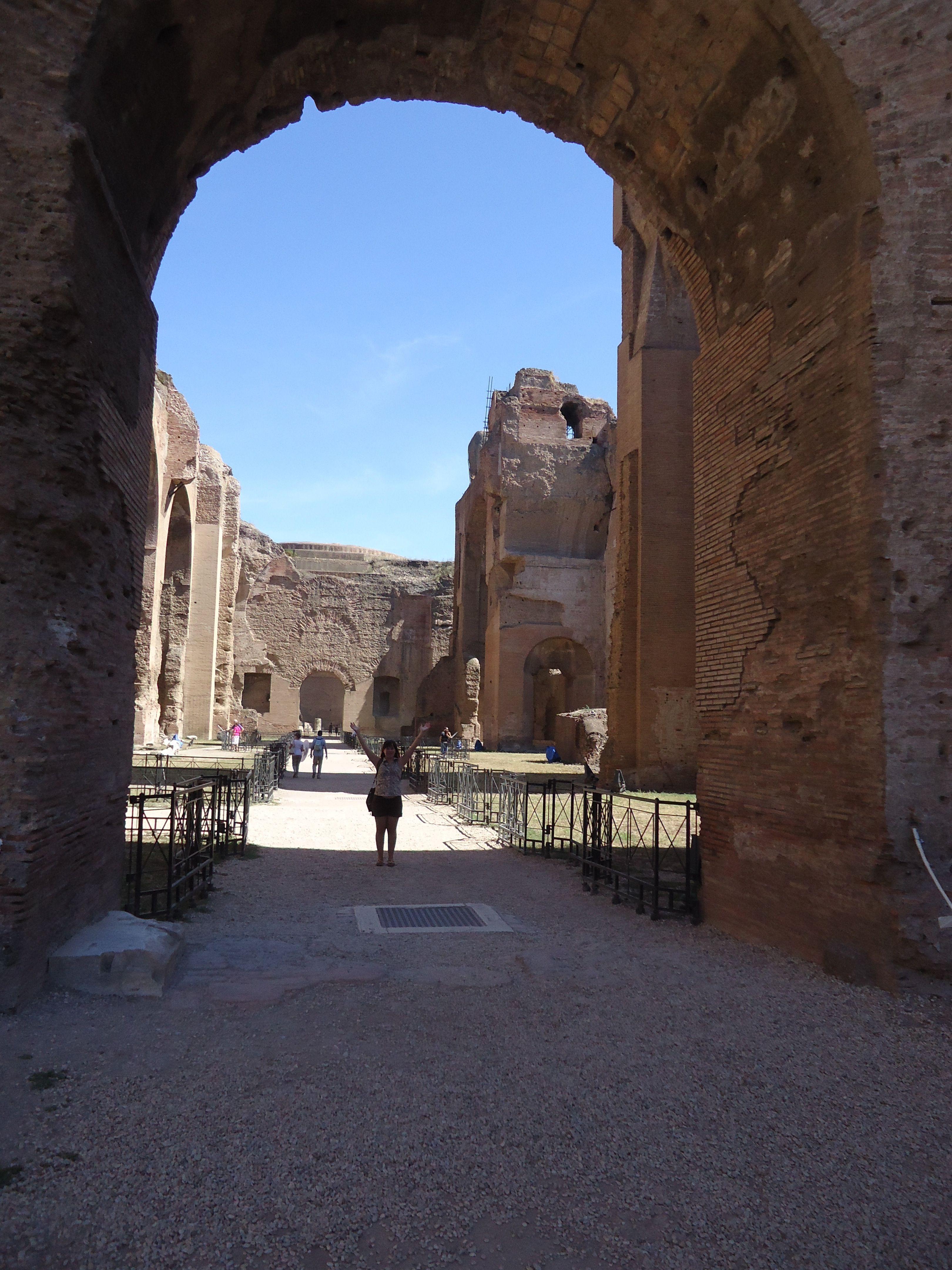 Thermen van Caracalla - Rome