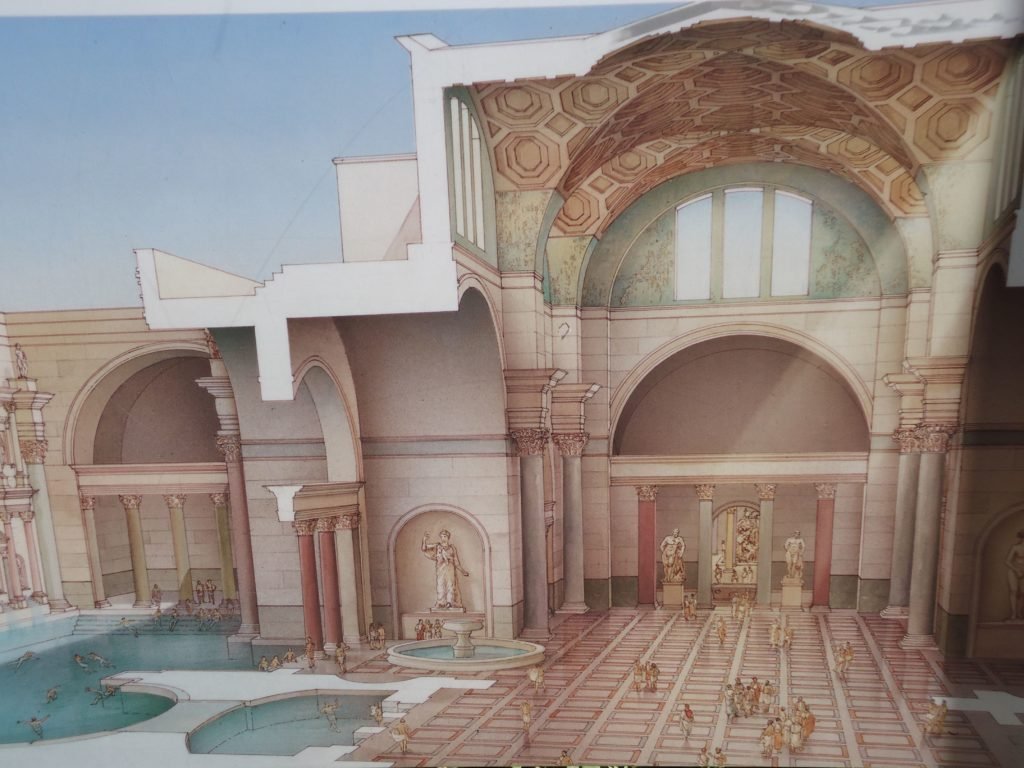 Thermen van Caracalla - Rome