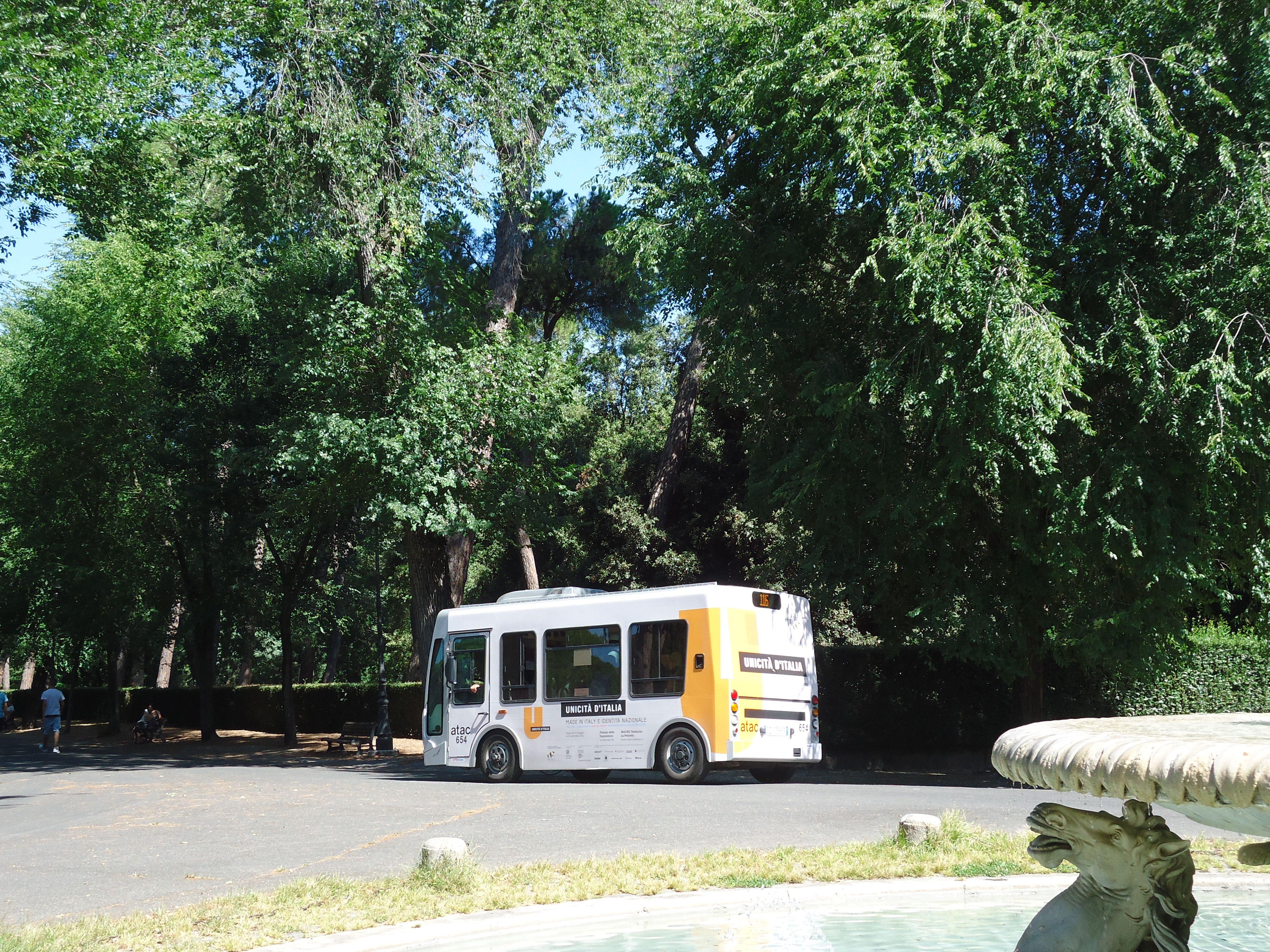 Openbaar vervoer in Rome: ATAC