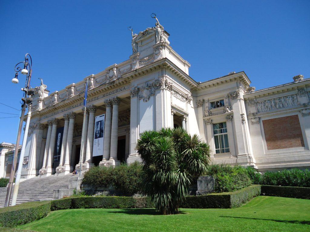 Galleria Nazionale d'Arte Moderna e contemporanea (GNAM) - Rome