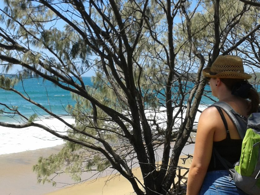 Davina Agnes Water beach