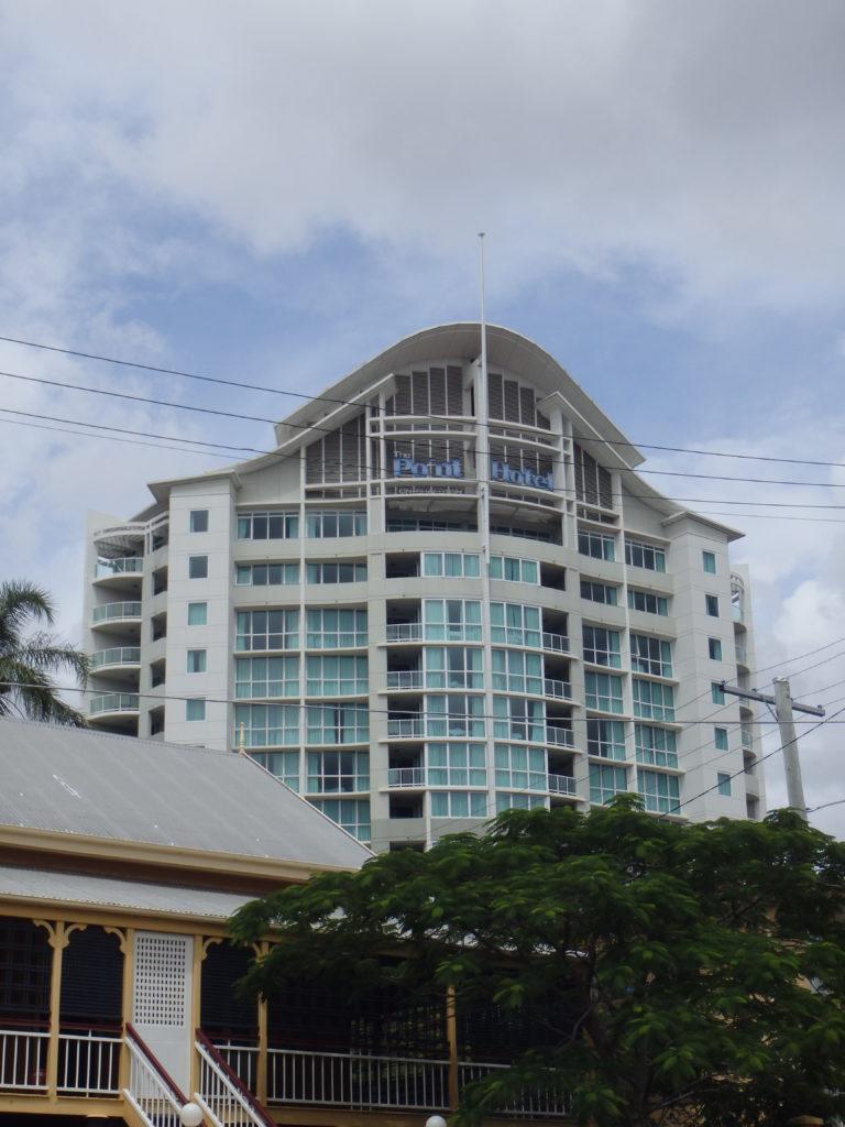 The Point Hotel Brisbane