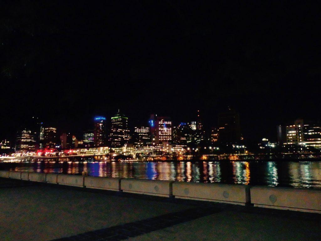 Clem Jones Bridge Promenade Brisbane