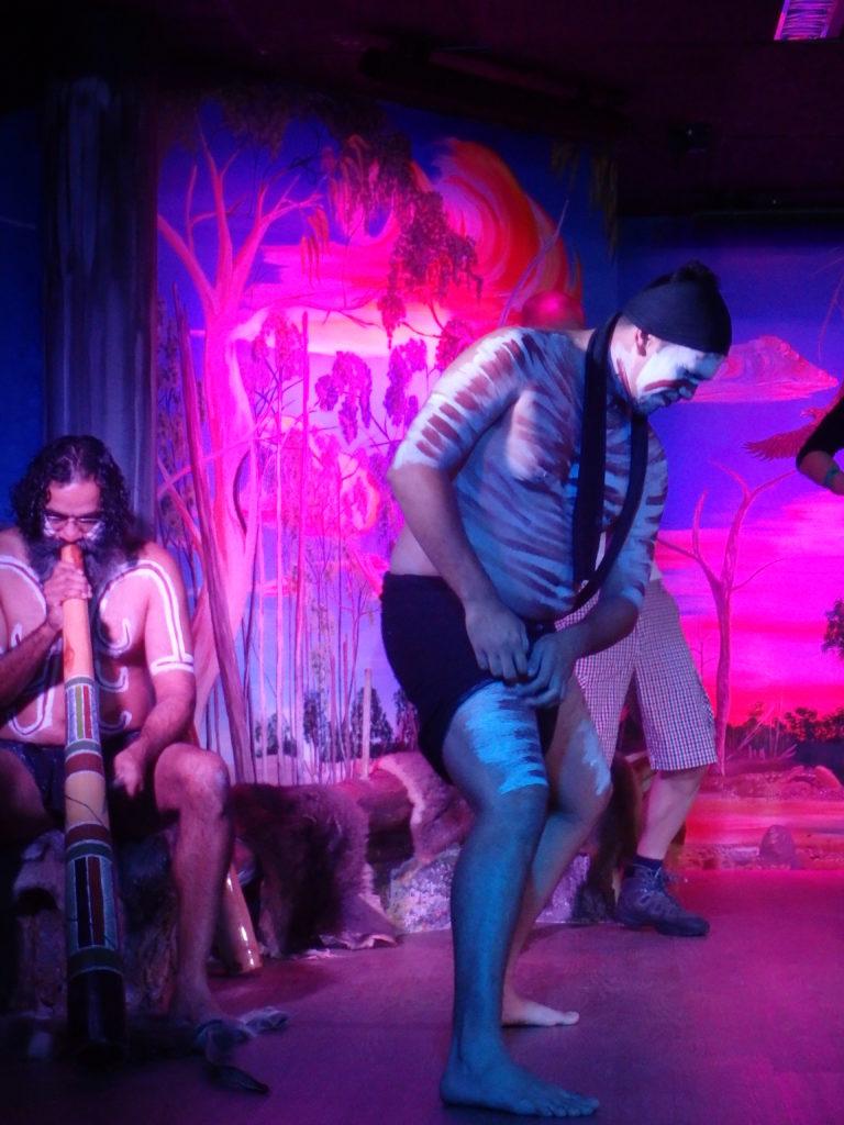 Aboriginal dans