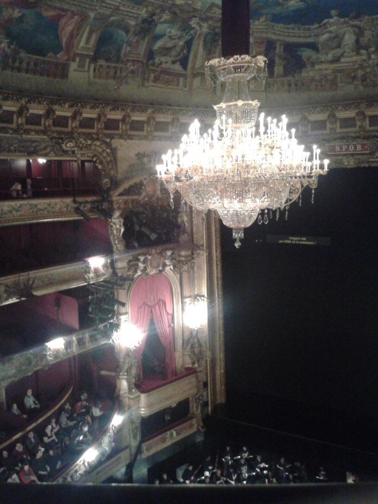 De Munt - opera - Bxl