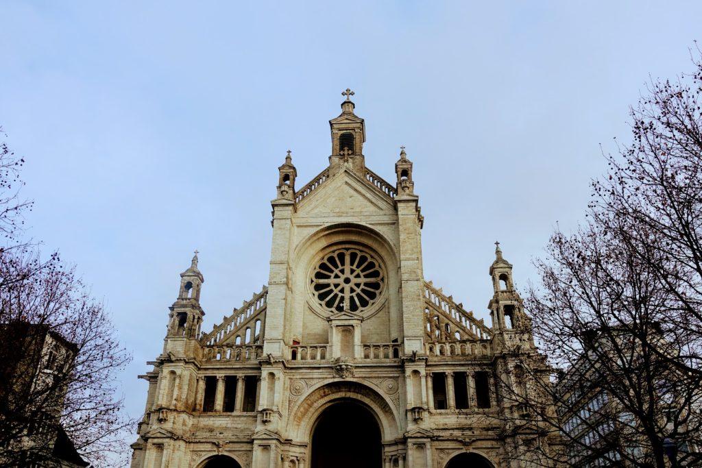Sint-Katelijnekerk in Brussel