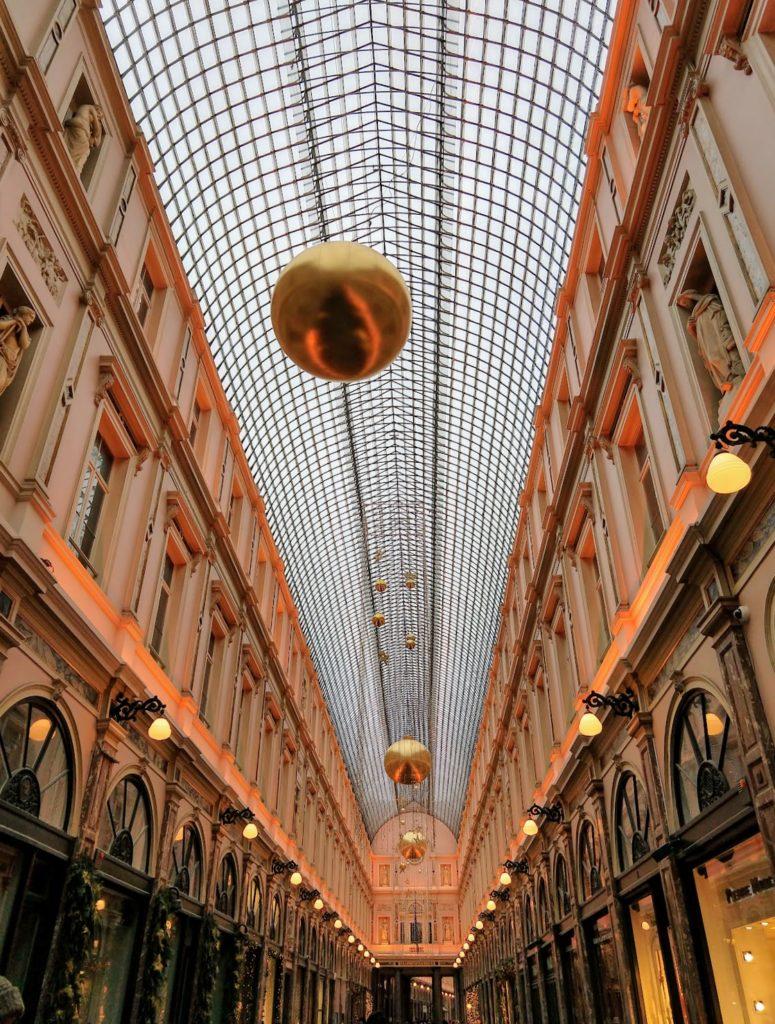 Koninklijke Sint-Hubertusgalerijen - Brussel - Bxl