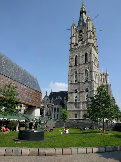 Belfort-Stadshal-Gent