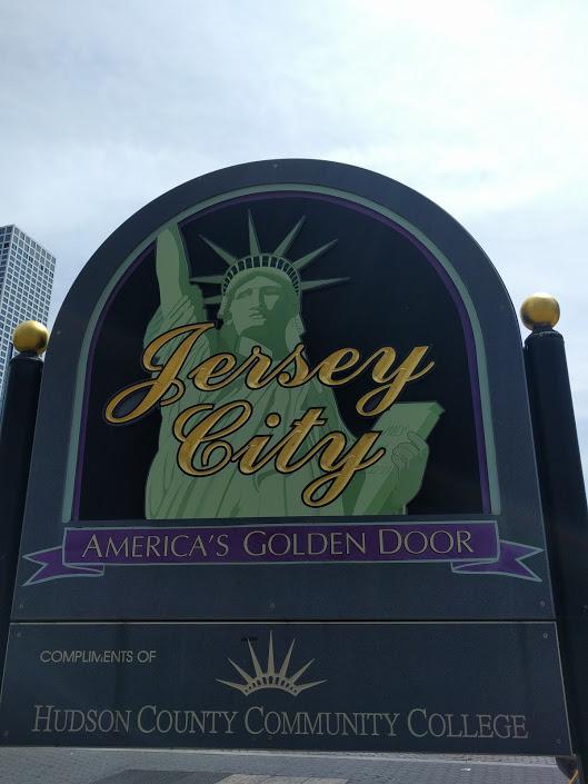 """Jersey City """"America's Golden Door"""""""