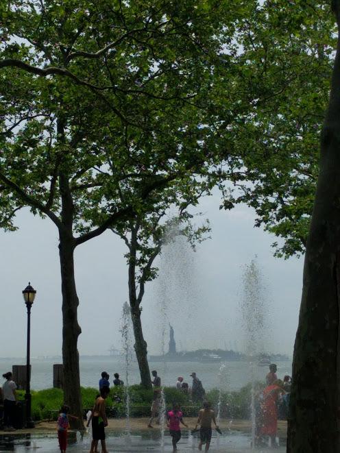 Battery Park, NY