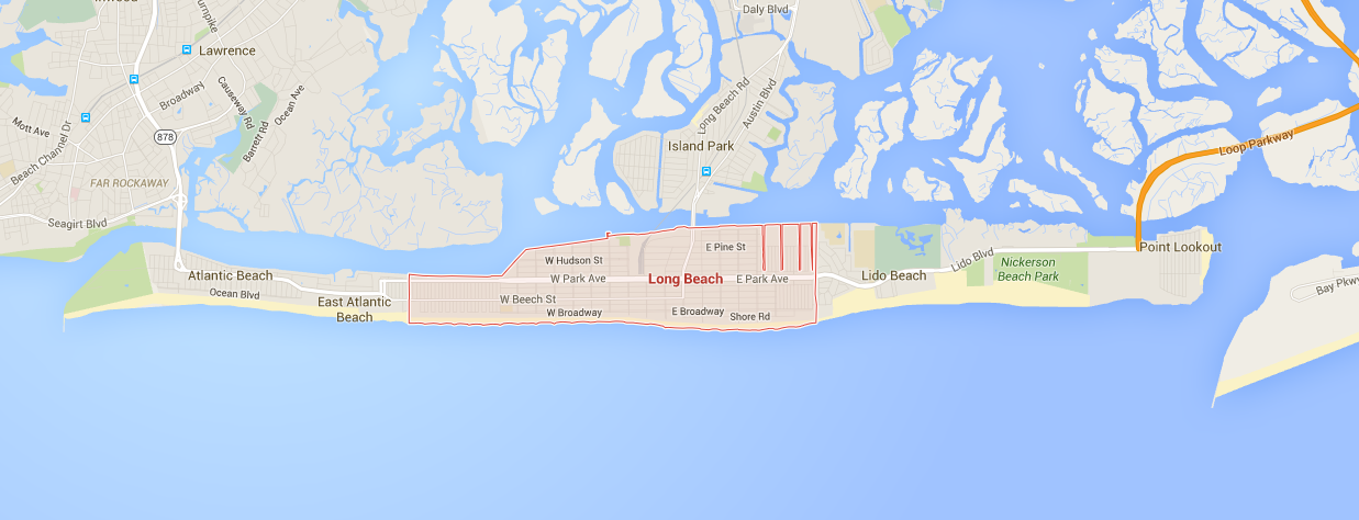 Long Beach Barrier Island