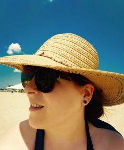 Een dagje aan de kust in Belmar, New Jersey waar ik ook jeugdherinneringen ophaal aan Heist-aan-zee. Met andere woorden: zon, zee en strand!