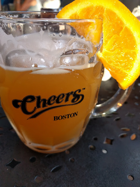 Cheers in Boston