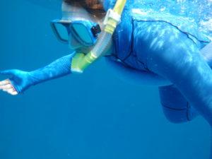 Snorkelen in het Great Barrier Reef, Australië