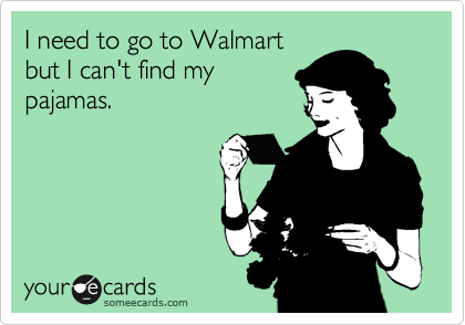 pajamas-grocery-shopping-at-walmart