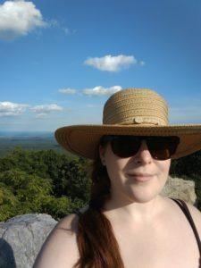 Selfie-met-uitzicht-op-High-Point-State-Park