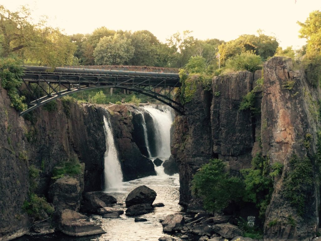 The-Great-Falls-in-Patterson-New-Jersey