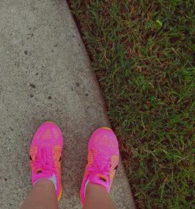 roze-nike-loopschoenen