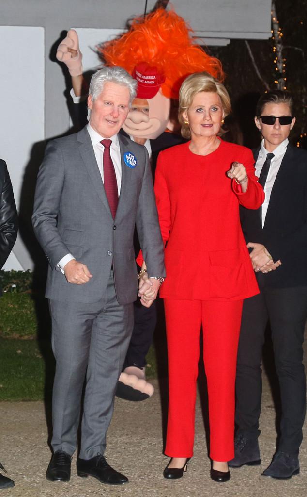Orlando Bloom & Katy Perry als Bill Clinton & Hilary Clinton