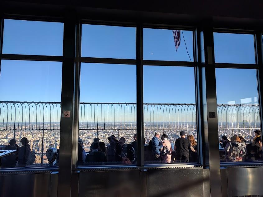 Empire State Building observatieplatform