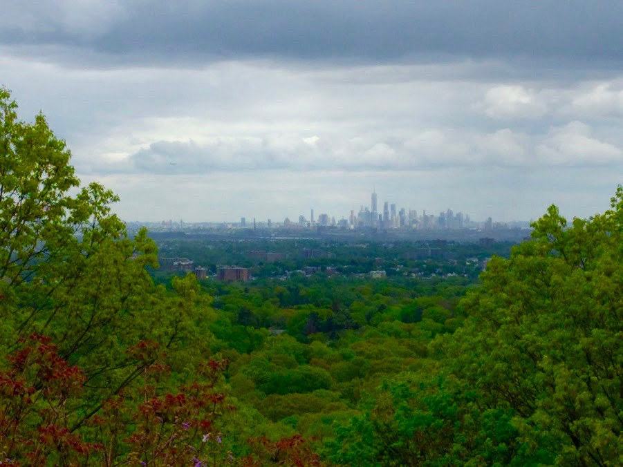 Eagle Rock Reservation view NYC