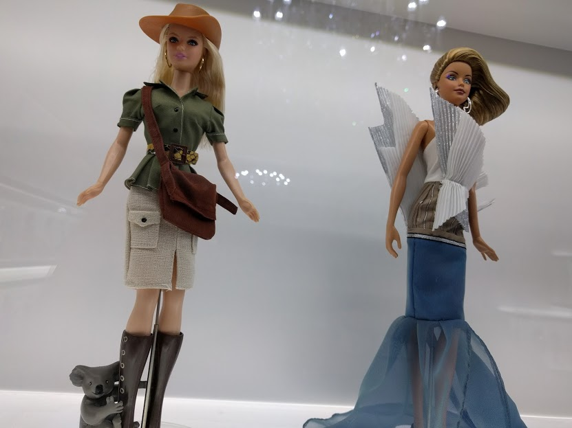Barbie ranger met koala - Barbie Sydney opera house