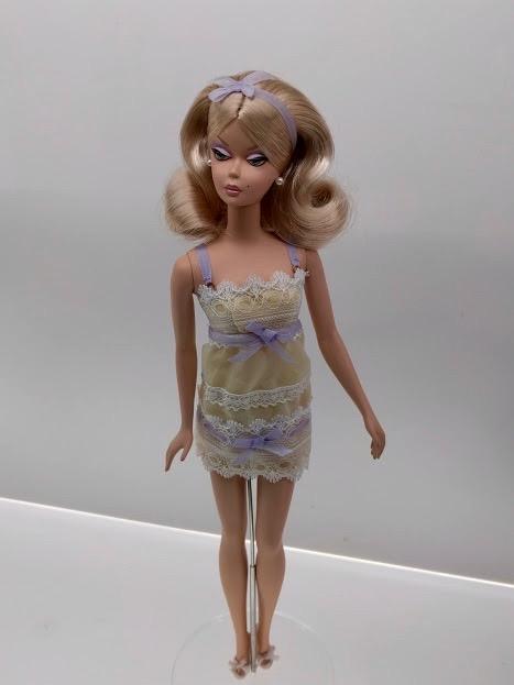 Oude Barbie