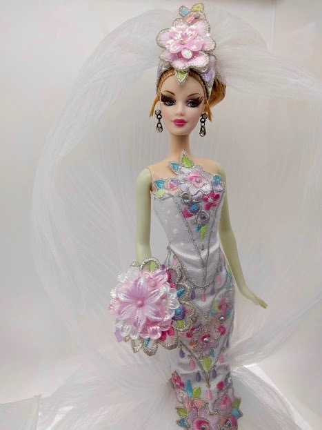 Barbie Bob Mackie Couture Confection