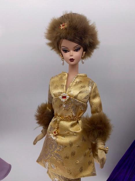 Russische Barbie Montreal Expo