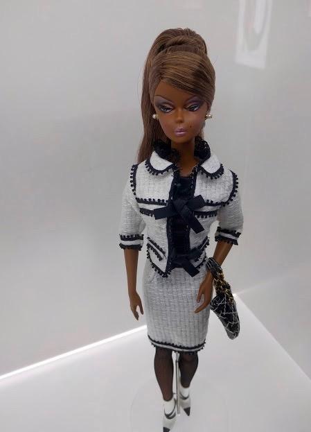 Zwarte Barbie