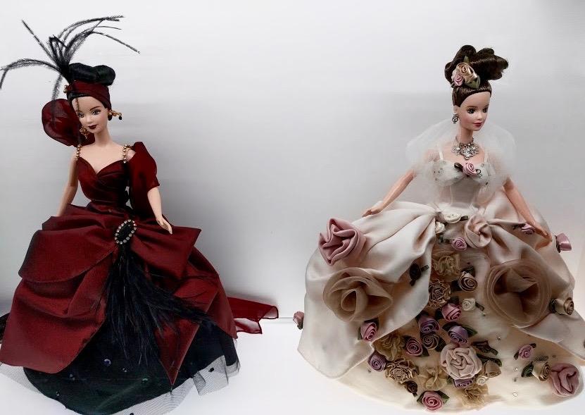 Barbie grote jurken