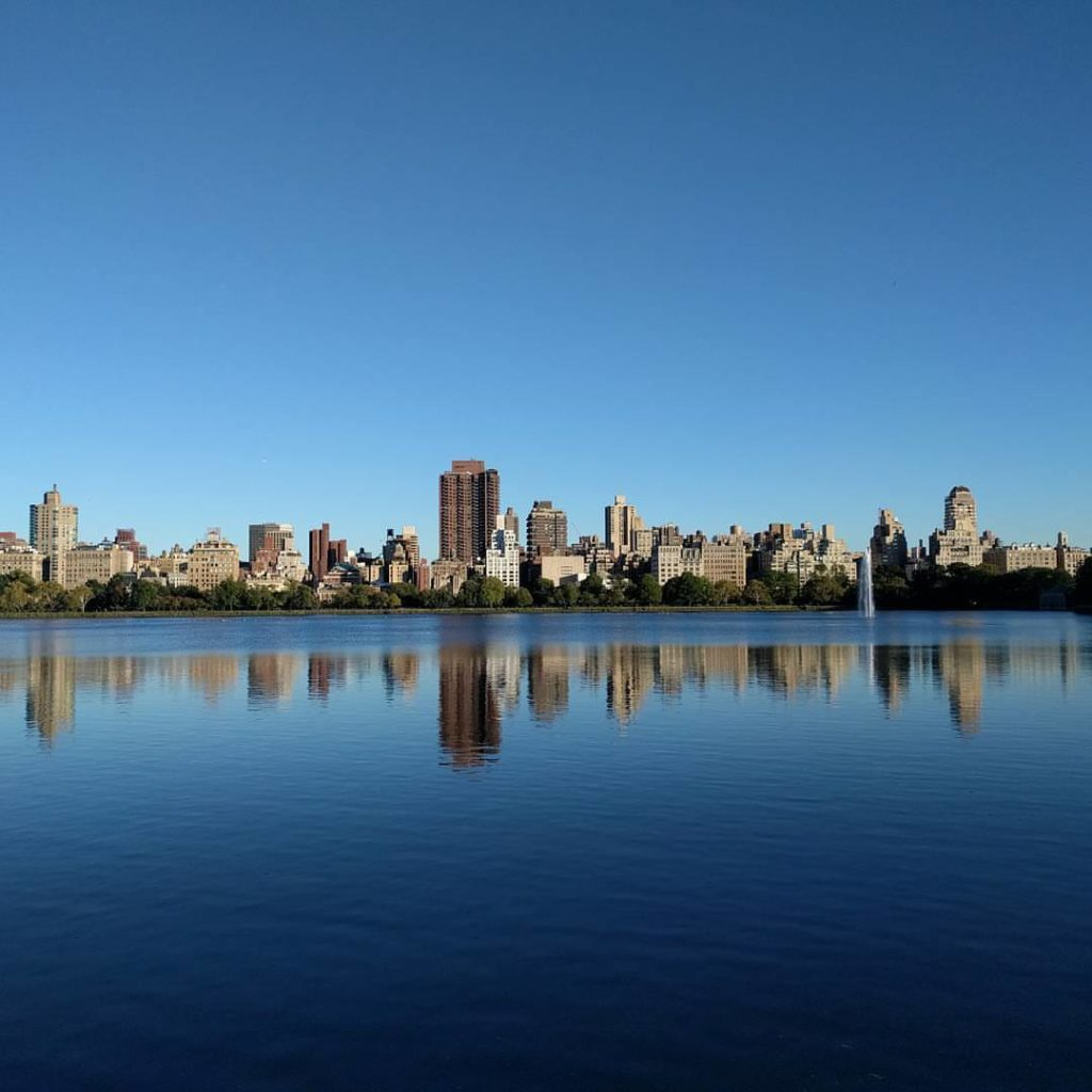 Central Park, Jacqueline Kennedy Onassis Reservoir, NYC