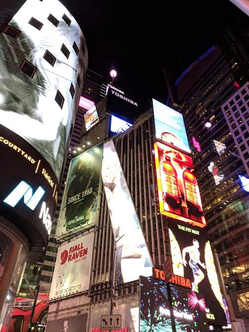 Oudejaar op Times Square