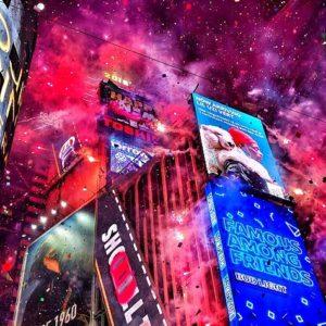 Times Square, nye