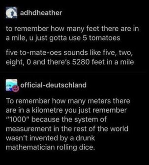 how many feet in a mile?