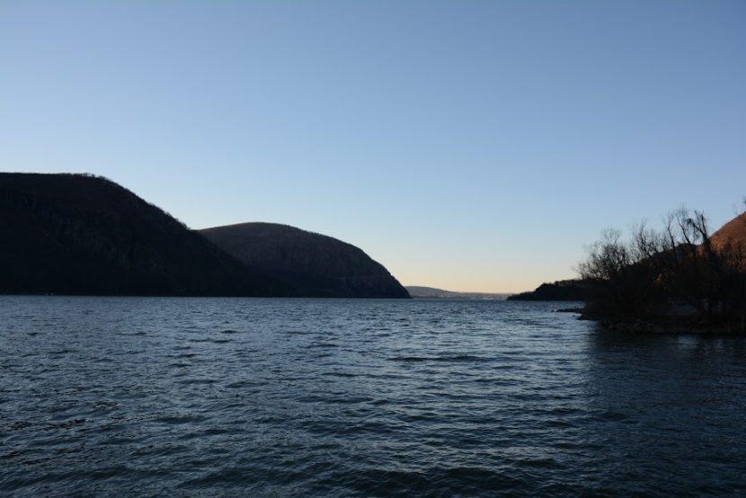 Hudsonrivier vanuit Cold Spring