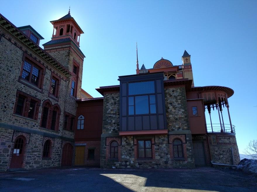 Olana House, Upstate NY