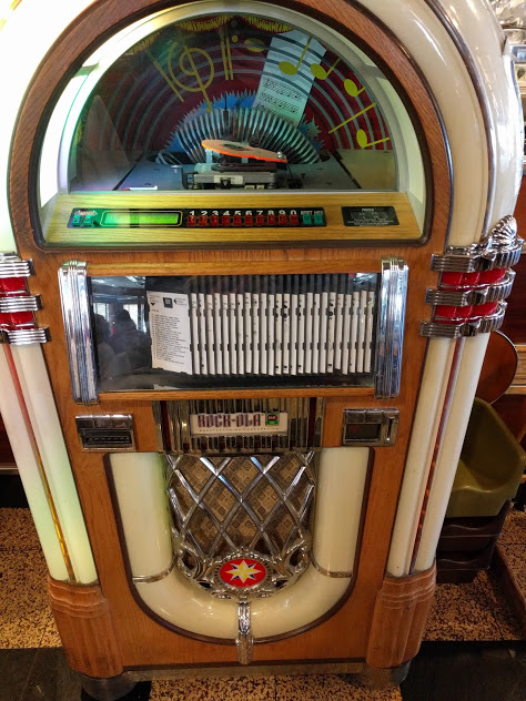 Jukebox Palace diner Poughkeepsie