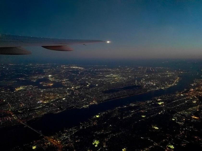 NYC vanuit de lucht