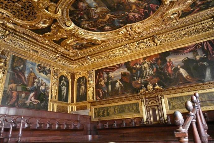Kunst in Venetië