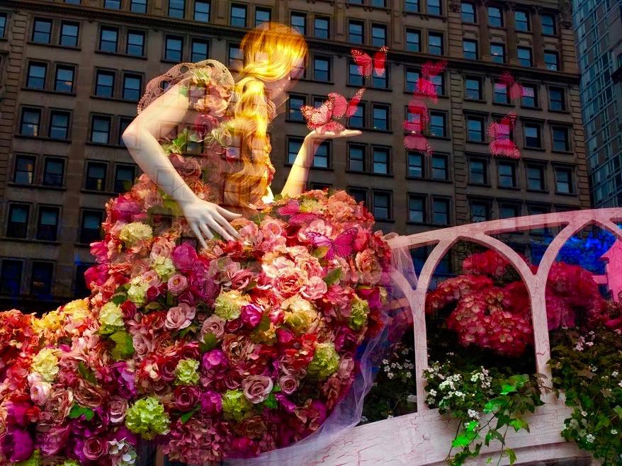 Macy's Flower Show New York