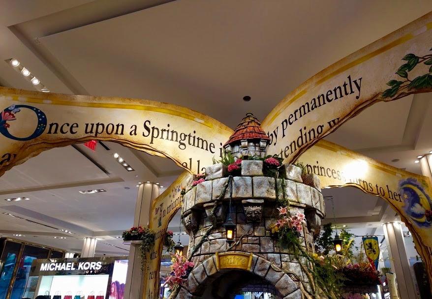 Macy's Flower Show New York - Once Upon a Springtime - Entrée