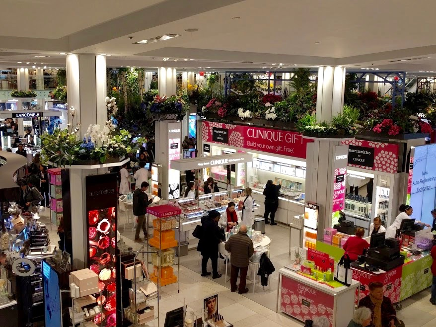 Macy's Flower Show winkel