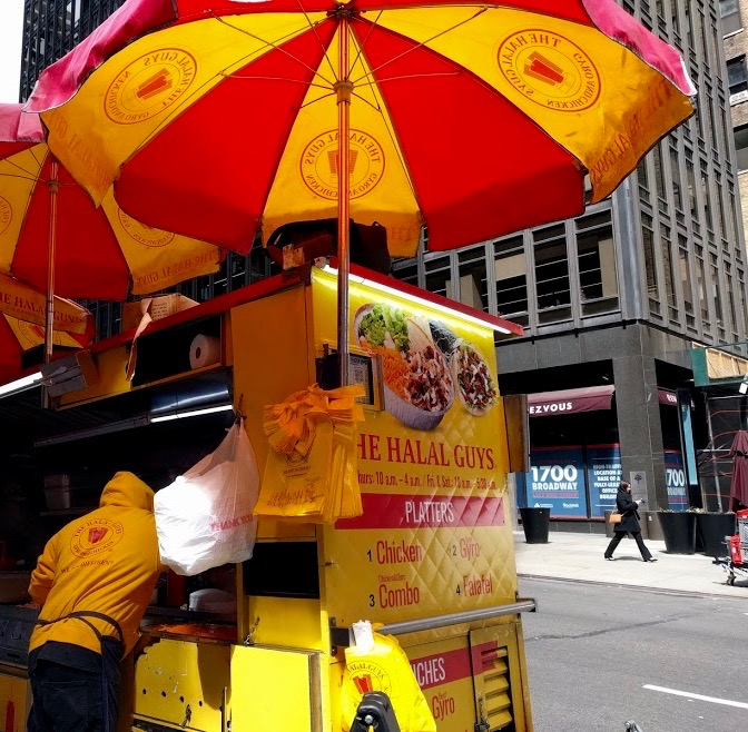 The Halal Guys, NYC